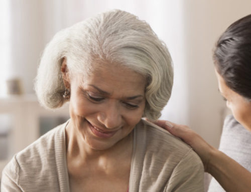 5 Tips for Talking With a Person Who Has Alzheimer's