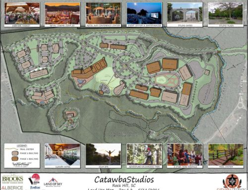 Catawba Studios, Rock Hill, SC