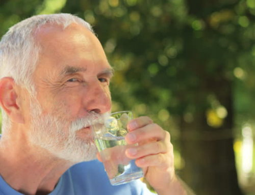 4 Signs of Dehydration in Seniors